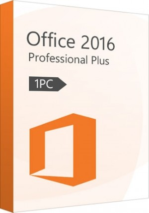 Office 2016 Professional Plus Key (1 PC)