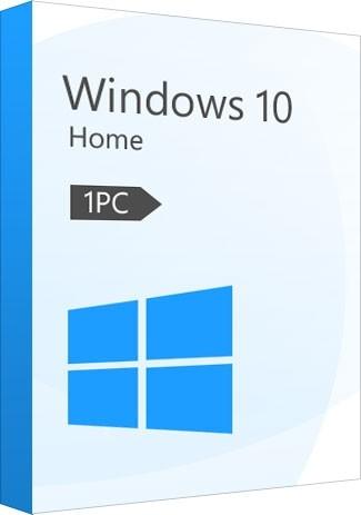Windows 10 Home Key (32/64 Bit) (1 PC)